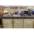 Our Maker Space area