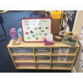 Our Phonics provision area