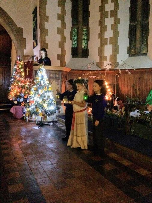 The Christmas Tree Festival