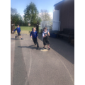 We took part in 'England does the Daily Mile'