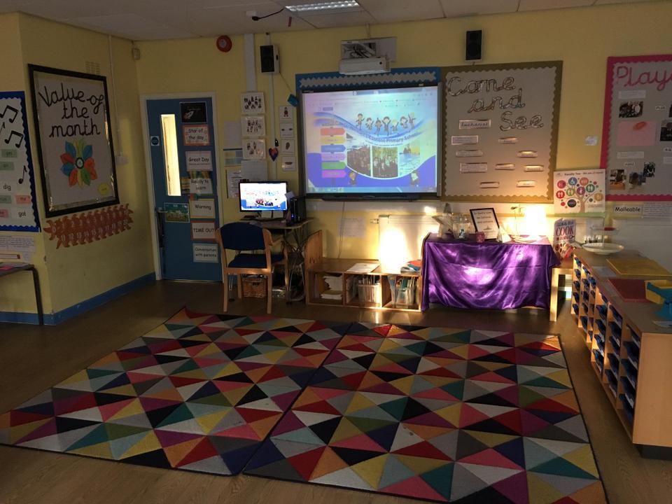 Our F2 Carpet Area