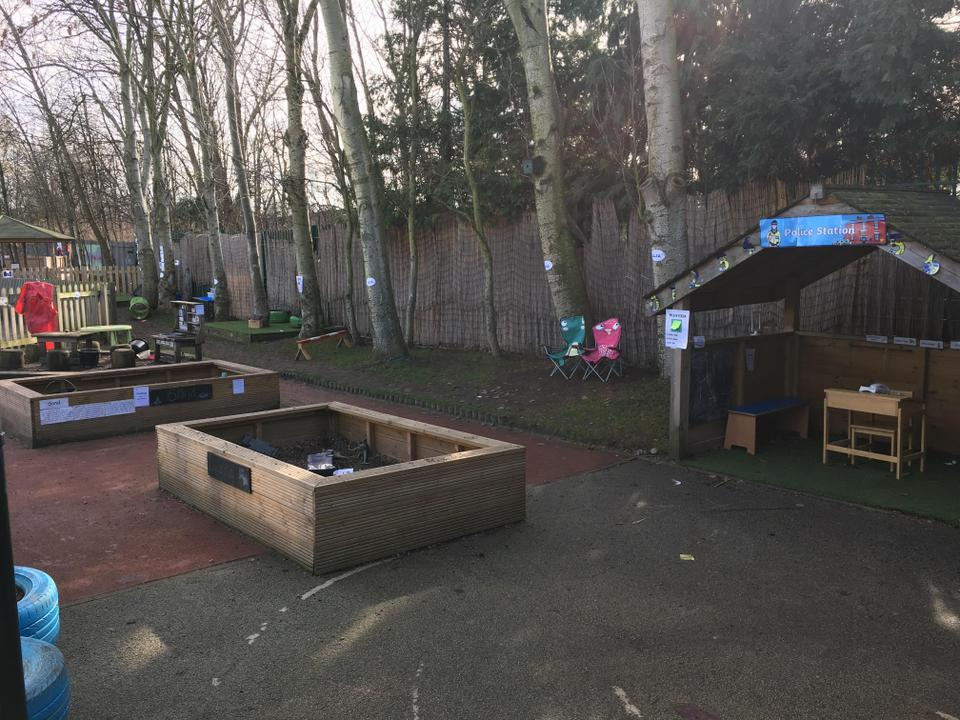 Outdoor Role Play Area