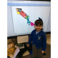 Using ICT to create a firework