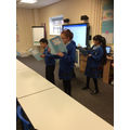 Conducting drama to support our writing