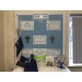 Collective Worship Display