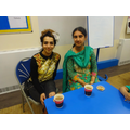 Our parents enjoying coffee morning