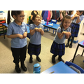 Oral retelling of George and the Dragon