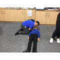 Y4 First Aid Training