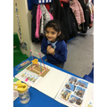 We made strong structures for a playground.