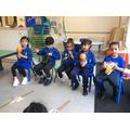 EYFS - Musical instruments