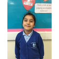 Meet our Class Councillor! A super role model for our class.