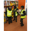Year 2 Visit Blackburn Central Library