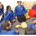 Year 6 First Aid Training