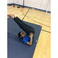 Gymnastic sequences