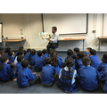 Year 2 Visit to Blackburn Central Library