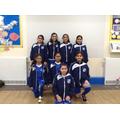 Year 5/6 Girl's Football match against Avondale