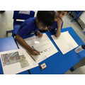 Distinguishing between past and present London in History!
