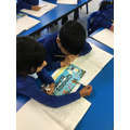 Making predictions about our new English text - Grandad's Island