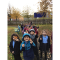 We became Autumn detectives!