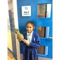 Oracy Pineapple of Bravery