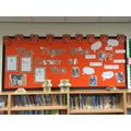 Our Super Reading Week Display!