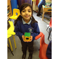 We learnt about 3D shapes