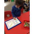 Creating CVC words