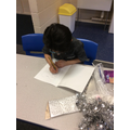 Our Y3 Owls making a kindness card for the charity Nightsafe!