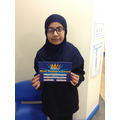 Well done to our Superstar this week!