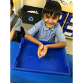 Investigating the quickest way to melt an ice cube!