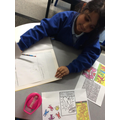 We really enjoyed exploring the artist Keith Haring!