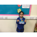 Our superstar this week!