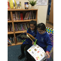 School Library Sessions
