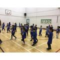We love dancing!