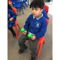 Exploring musical instruments