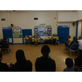 Our Y2 poetry performance - beware of crocodiles!