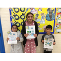 Library Competition Winners