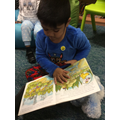 Nursery Library Time