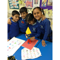 Making towers with 3D shapes