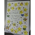 Birthday wishes from our Nursery Stars