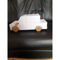 Making a vehicle