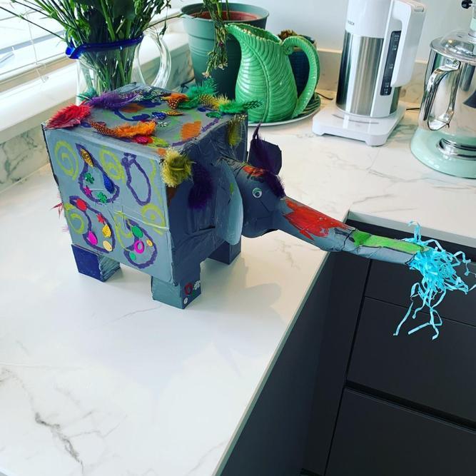 Aida's elephant