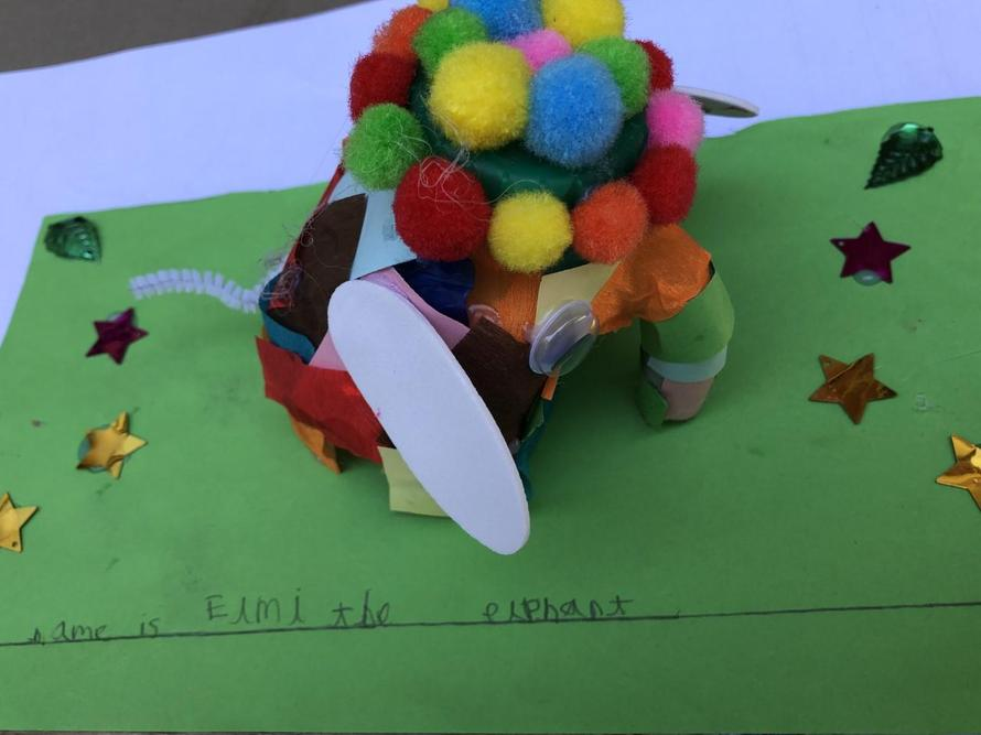 Flori's elephant