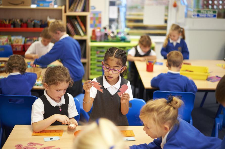 3. Year 1- Elm classroom