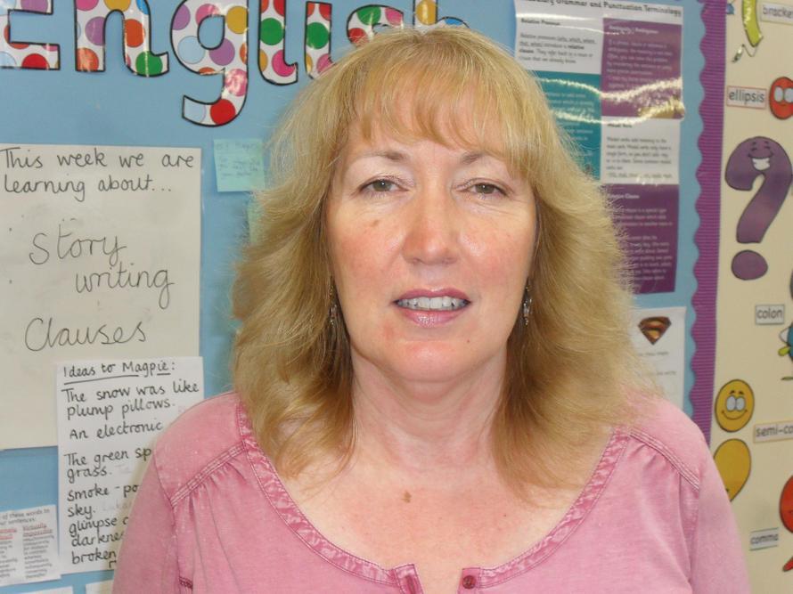 Mrs D Brown - TA