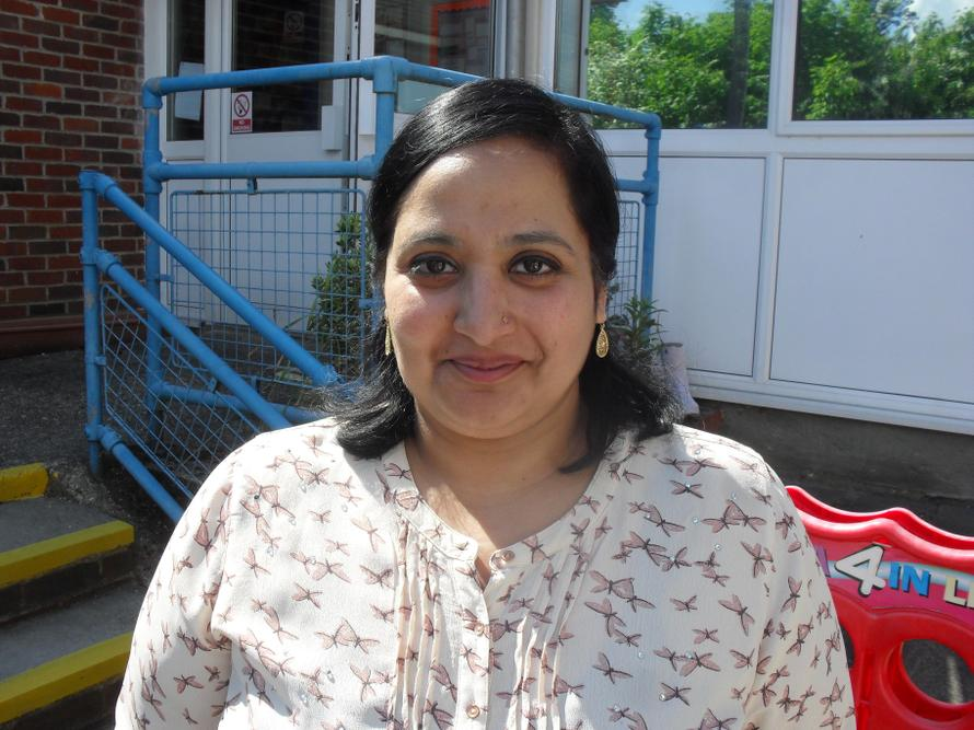 Mrs A Kaur - TA