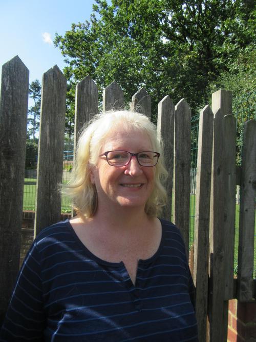 Mrs S Adlam - Class 1- Elm teacher