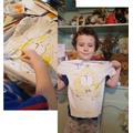 Drew T-shirt creation