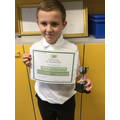 Award winner for KS2 Science