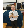 KS1 Learning without Limits Award winner